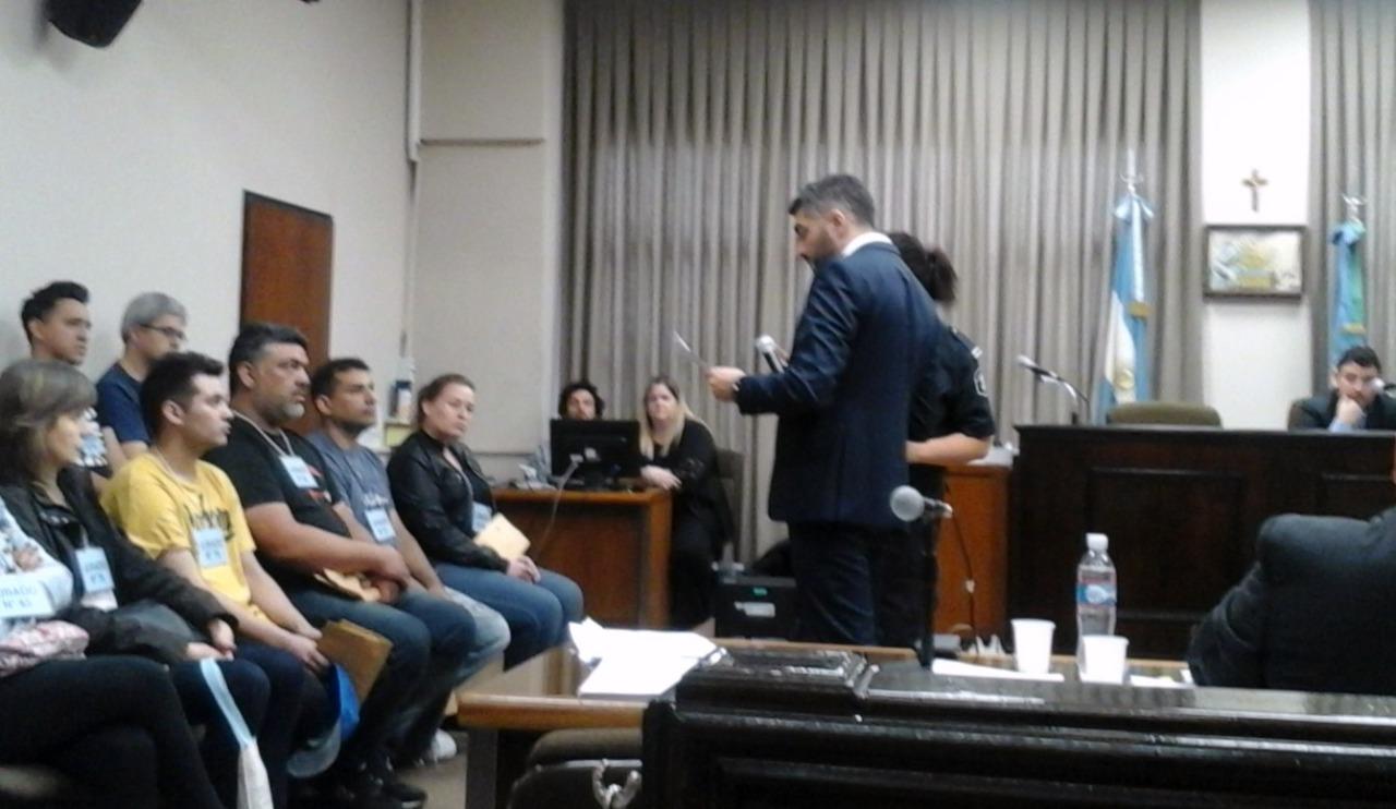 Juicio por Jurados por intento de femicidio en Quilmes - Infosur Diario