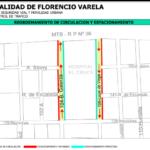 Varela: cambio de circulación en barrio Altamira